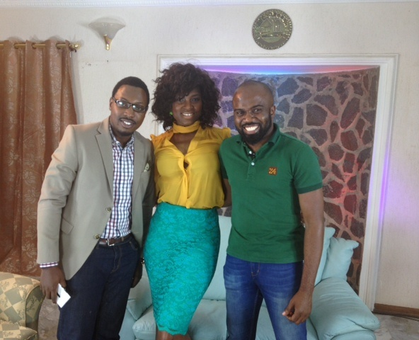 Inspire Series Guests: Ufuoma Ejenobor, Noble Igwe and Wale Adetula