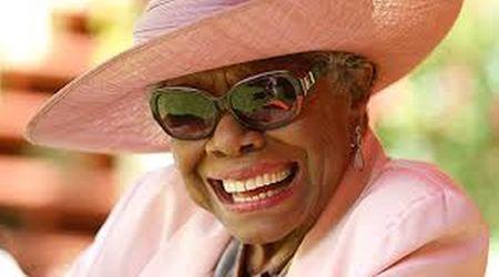 "Sheros: Maya Angelou- ""it may be necessary to encounter defeat"""