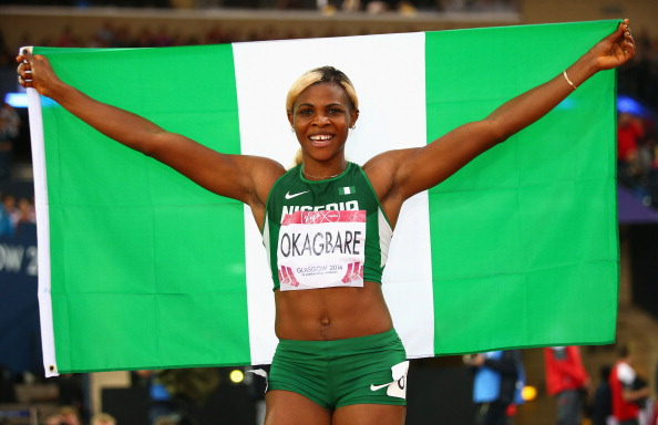 #Sheros: Africa's Fastest Woman Blessing Okagbare