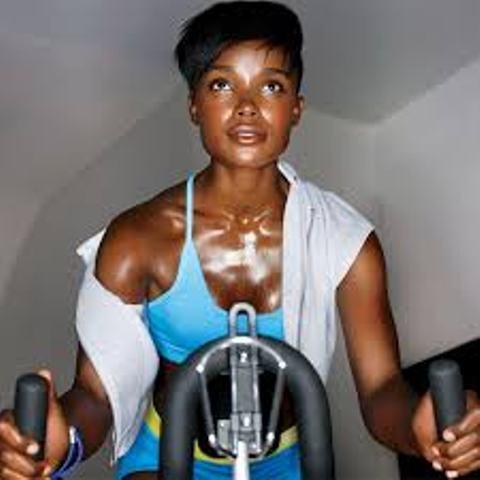 black woman cardio