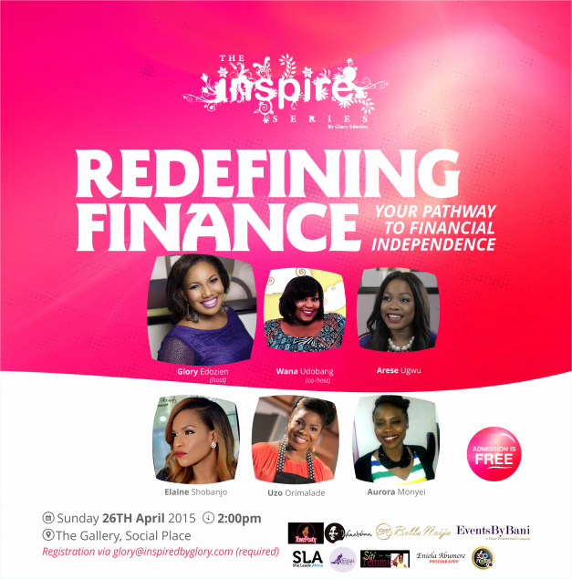 WATCH the #RedefiningFinance Promo Video!