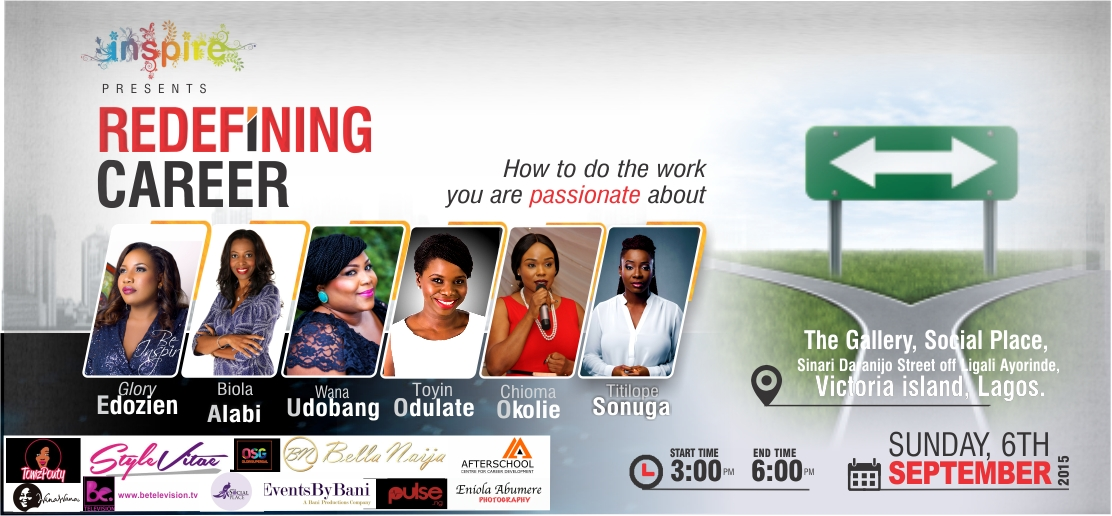 #RedefiningCareer 3 Days to go!