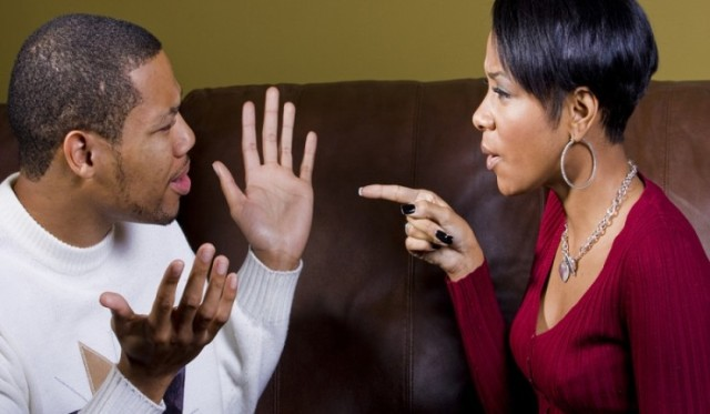 5 Things you should Never say when Arguing with your Partner
