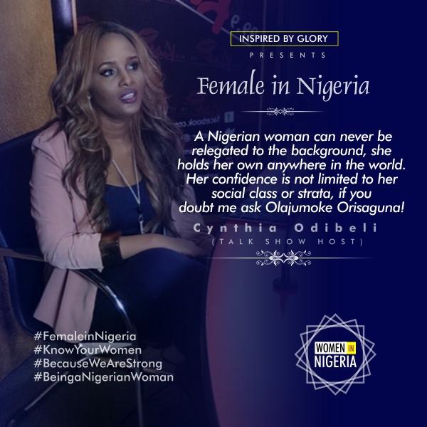 Female in Nigeria 3