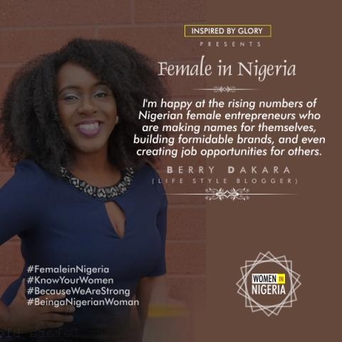 Female in Nigeria10