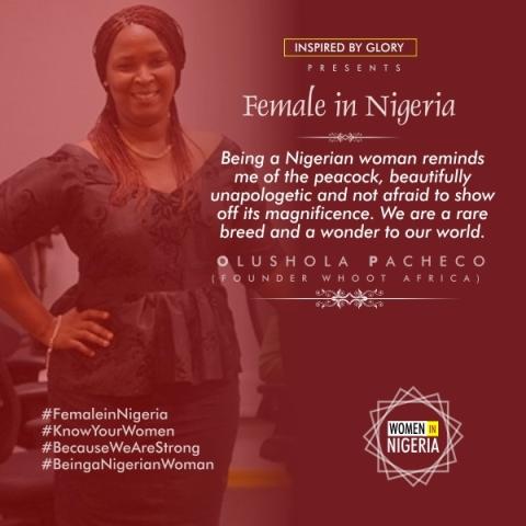Female in Nigeria11
