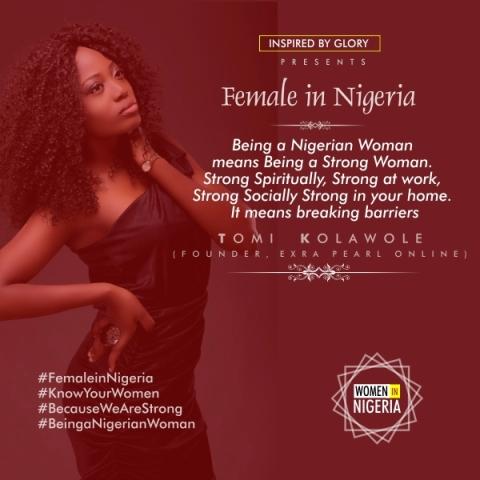 Female in Nigeria12