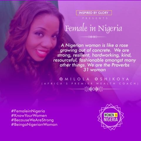 Female in Nigeria9