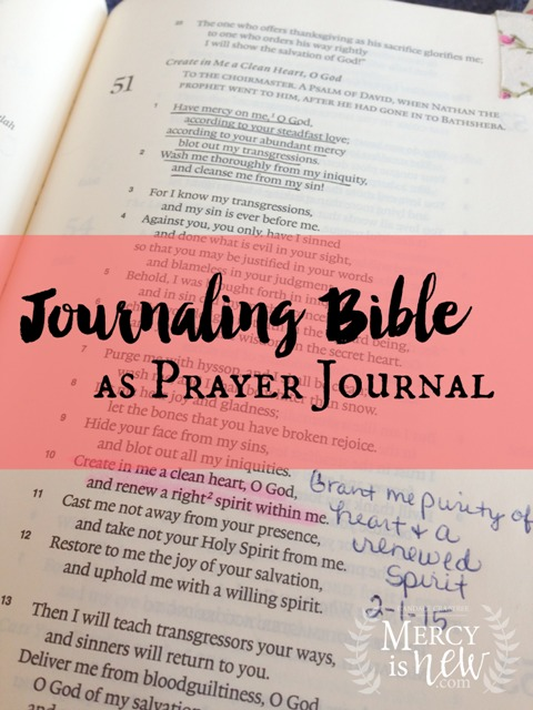 prayer journal 8