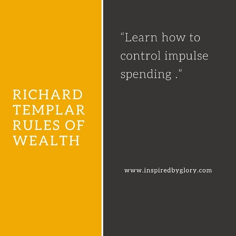 """Learn how to control impulse spending ."""