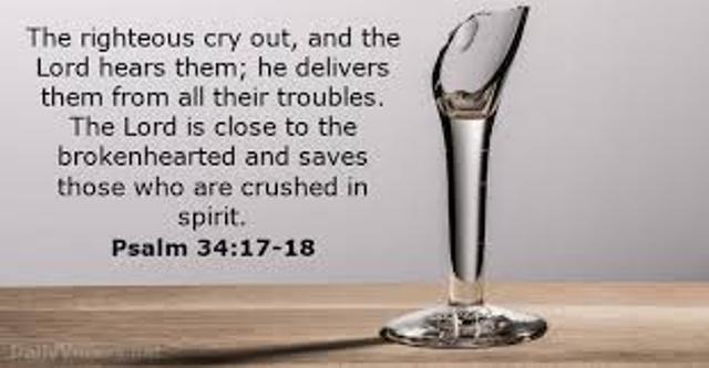 Psalm 34 17