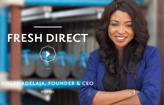 Meet and Vote for Angel Adelaja Founder Fresh Direct
