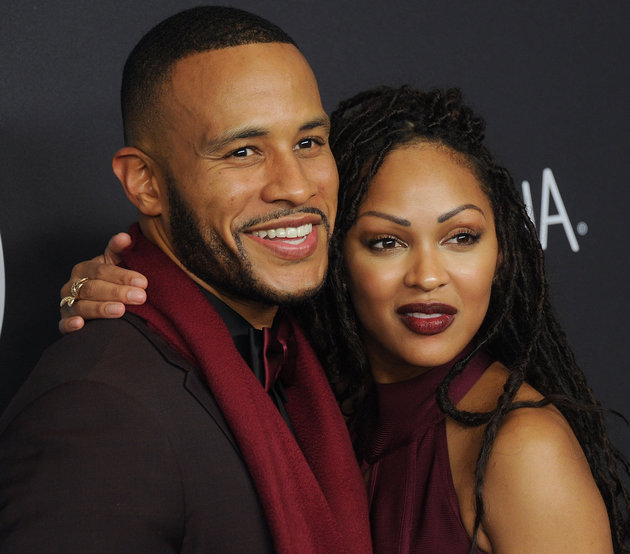 #Spirit: Meagan Good and Devon Franklin on Finding love