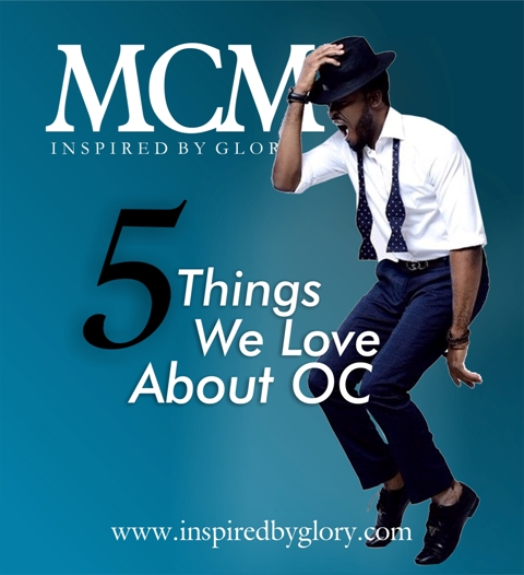 #MCM: 5 Reasons Why We Love OC Ukeje