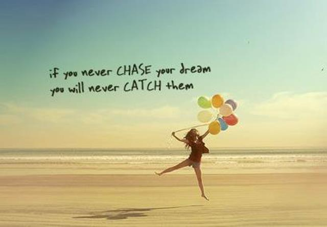 #InspireMondays: Is it too Late to Chase your Dreams?