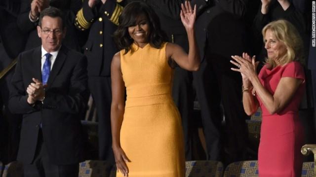 Women Who Inspire Us: Michelle Obama