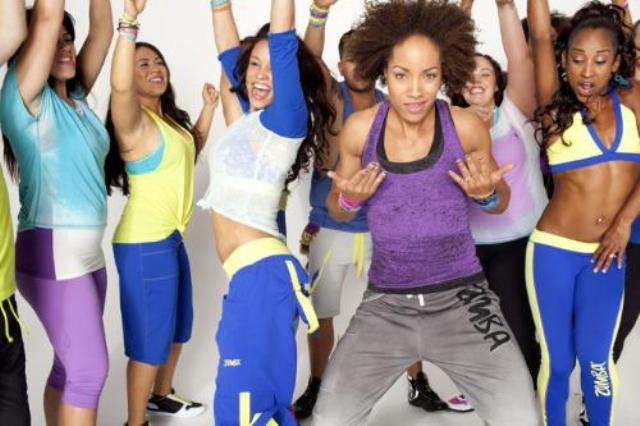 ZUMBA FITNESS NEW UNIVERSE COLLECTION