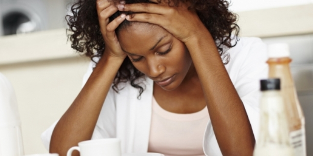 woman-stressed