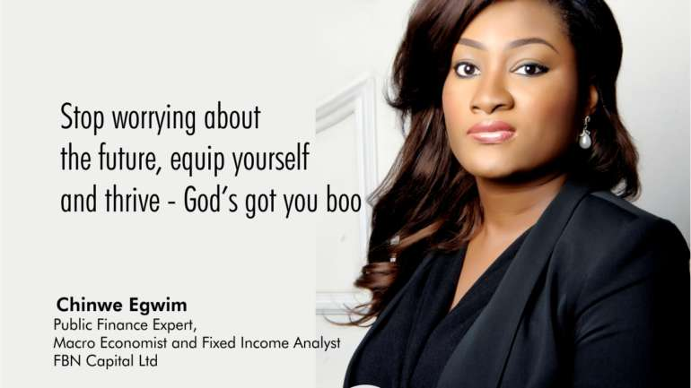 #WCW – Chinwe Egwin, a Public Finance Expert, Macro Economist, and Fixed Income Analyst