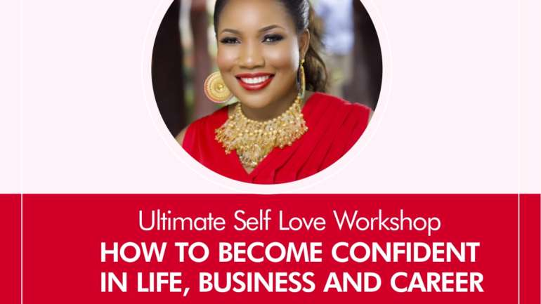 Attend the Ultimate Self Love Work with Glory Edozien this Saturday!