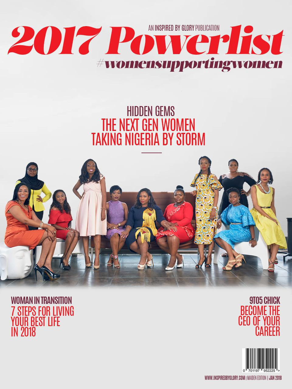 #WomenSupportingWomen the Official Power List!