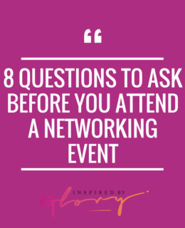 7 questions to ask before you attend a networking event