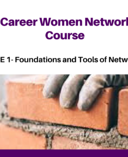 The Career Women Networking Course (2)