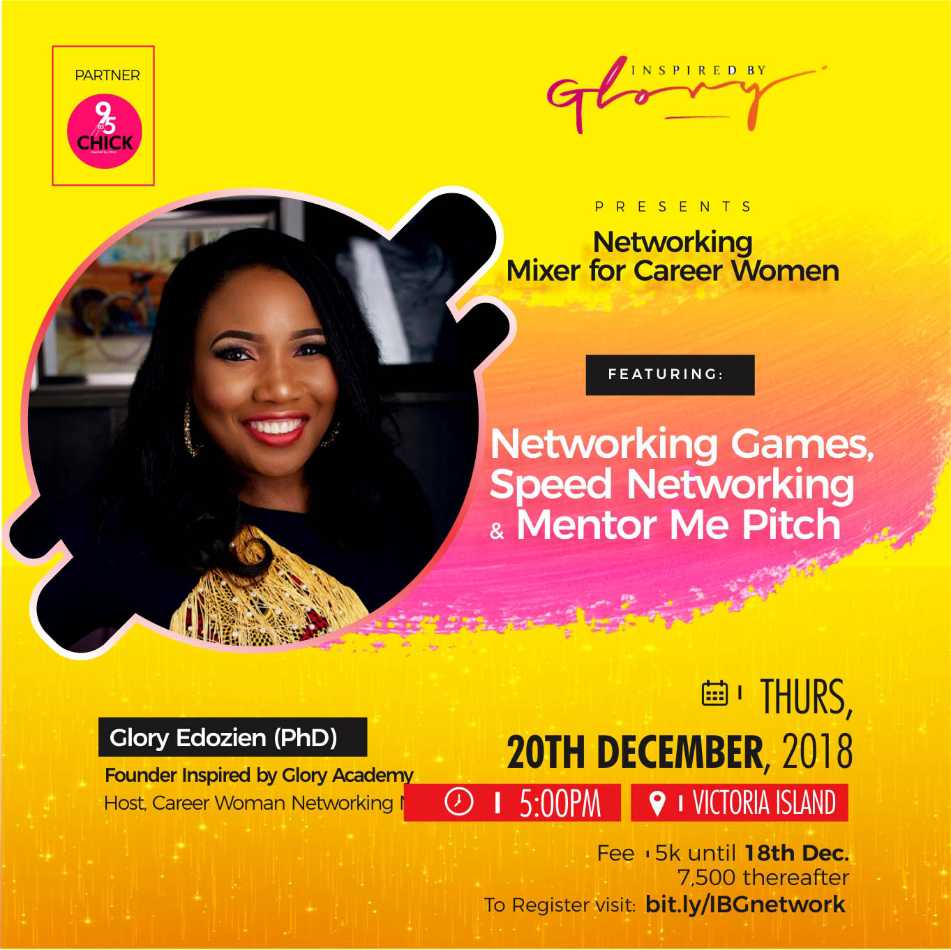 The Career Woman Networking Mixer- 20th December 2018